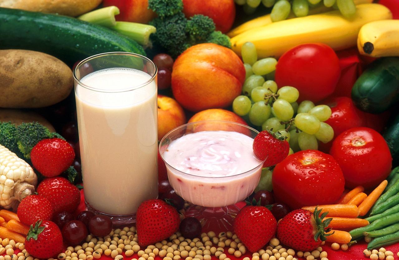 Aliments bons pour les os